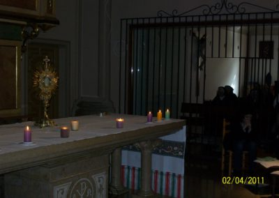 IntErior 2011 Oración