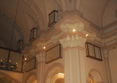 Claustrales-Iglesia