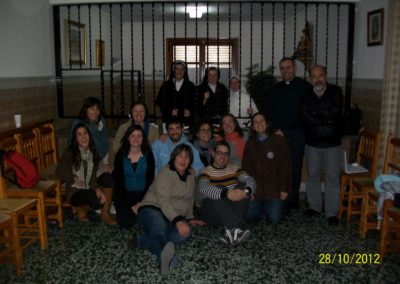 -IntErior 2012-Nueva Evangelización