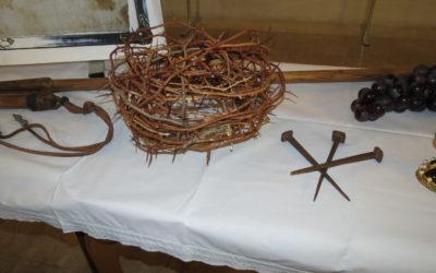 -IntErior- Reliquias de Jesucristo