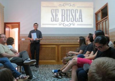 -IntErior 2015- El Discipulado en la Nueva Evangelización