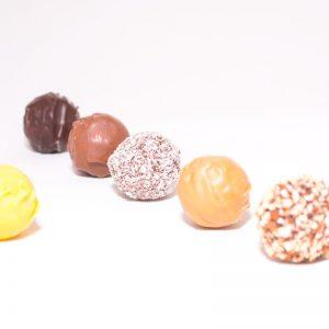 Chocolate con...
